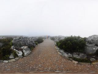 桌山(一)全景