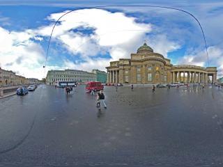 喀山大教堂虚拟旅游