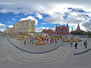 驯马场广场虚拟旅游