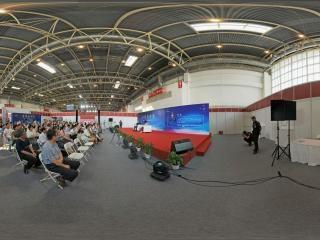 北京—顺义第六届国际图书节全景