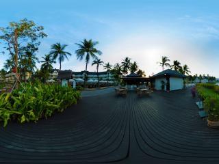 泰国-邦道湾休闲区全景