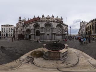 威尼斯教堂全景