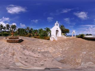 玛丽安娜教堂全景