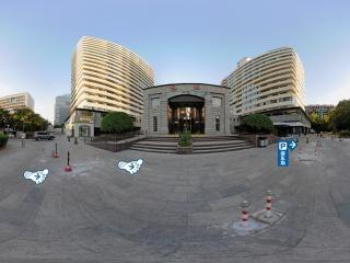 北京—朝阳区龙头公寓全景