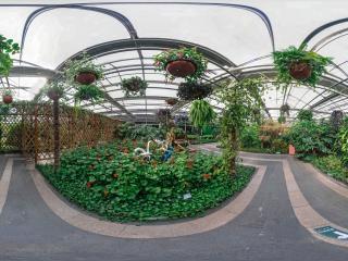 北京—世界花卉大观园(十)全景