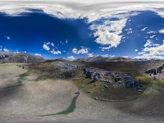 新西兰-城堡山全景
