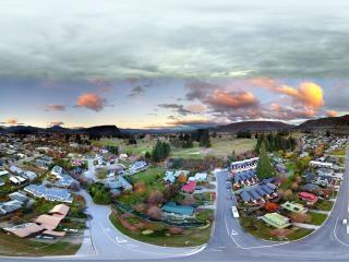 新西兰全景