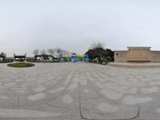 沙家浜纪念碑