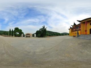 褒禅寺全景