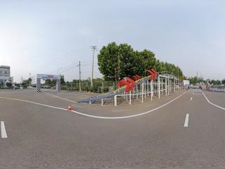 北京—朝阳一汽大众培训中心全景