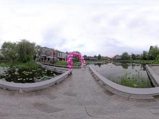 北京—顺义福和小镇的见证全景