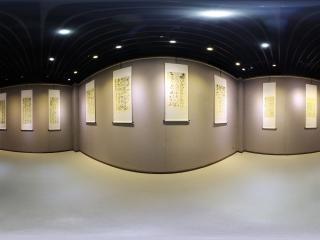 书画展厅(二)