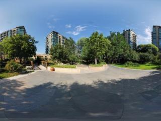 北京—朝阳山水文园小区