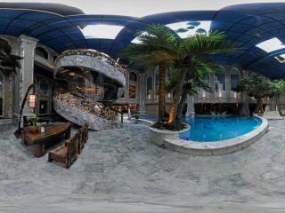 北京—地下温泉水池