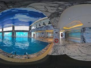 北京—康体游泳馆全景