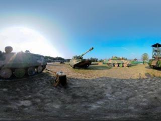 大金山国防园虚拟旅游