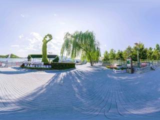06电影节雕塑全景