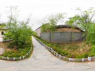 圆拱门过道3全景