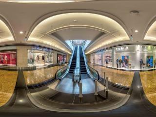阿联酋购物中心全景