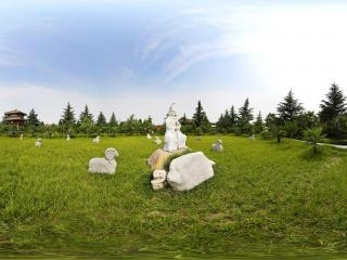 苏武牧羊全景