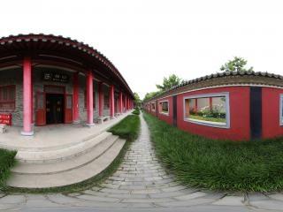 汉武帝故事展厅3全景