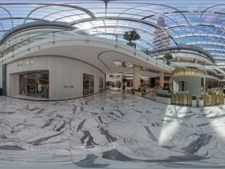 迪拜购物中心全景