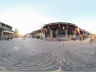 塞上老街(8)全景