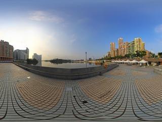 澳门南湾湖虚拟旅游