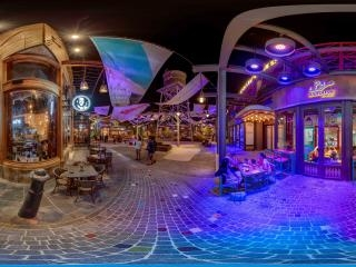 La Mer海滩区及拉古纳水上乐园虚拟旅游
