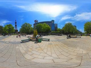 札幌市大通公园虚拟旅游