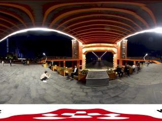鹦鹉洲长江大桥虚拟旅游