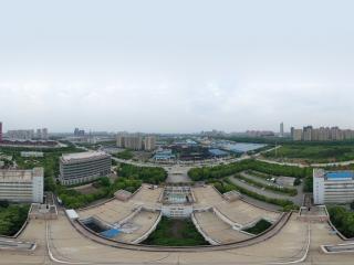 武汉金银潭医院2全景