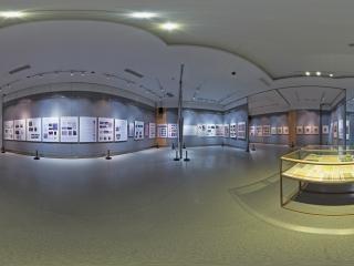 交流展厅全景