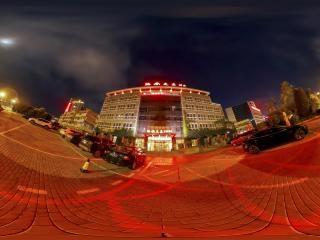 辽宁—大连海尚友嘉酒店全景