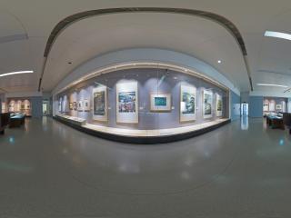 二层主展厅1全景