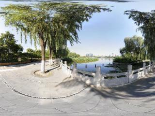 北京—莲花池公园全景