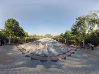 莲花池公园虚拟旅游