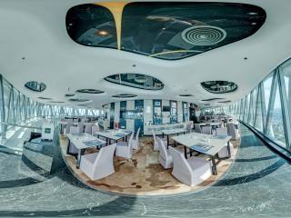 璇玑地中海自助餐厅全景