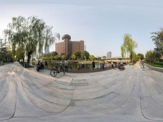 亮马河畔之秋虚拟旅游