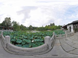 胡家花园-清远堂全景