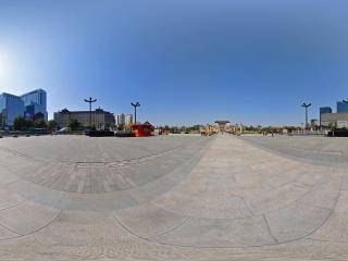 西安城墙全景