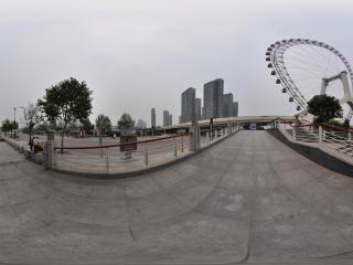 天津之眼全景