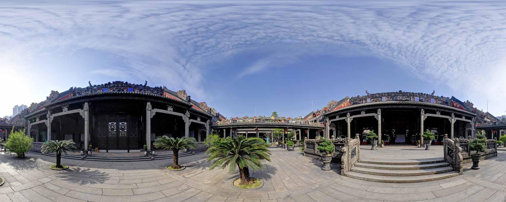 广州虚拟旅游