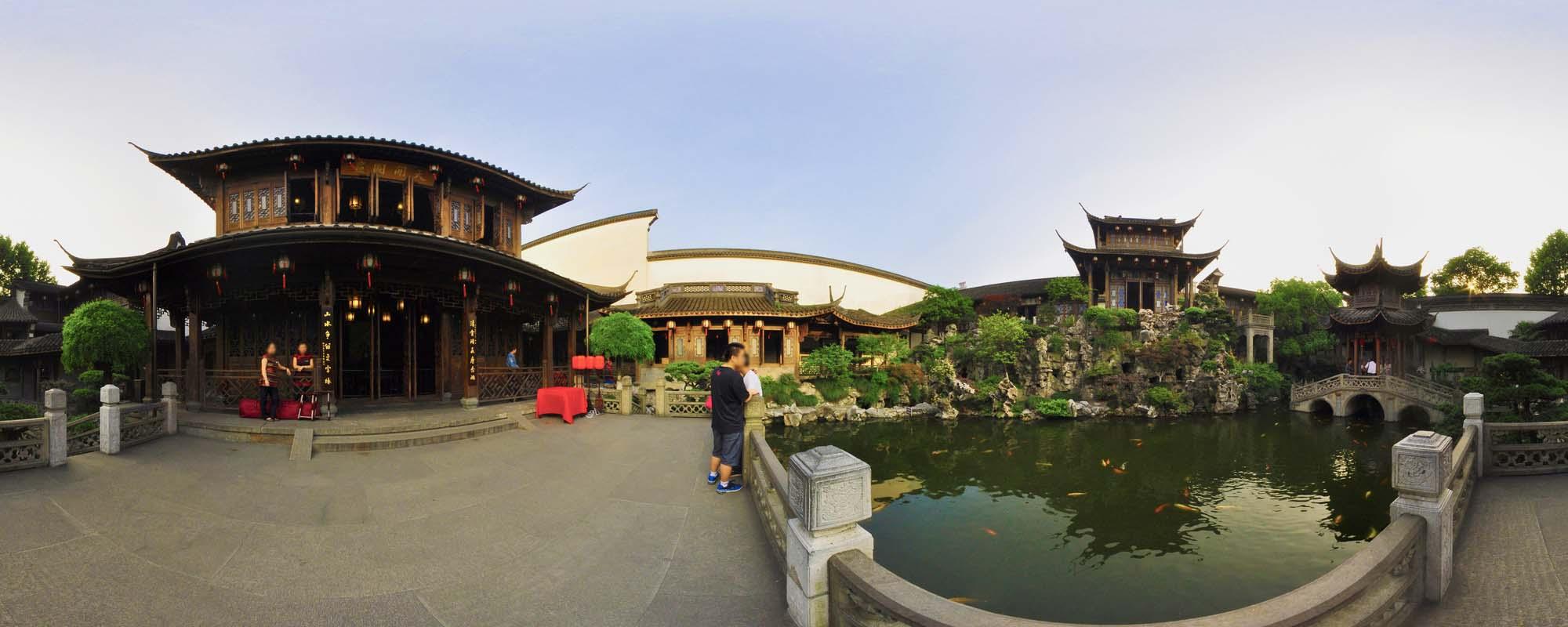 杭州虚拟旅游
