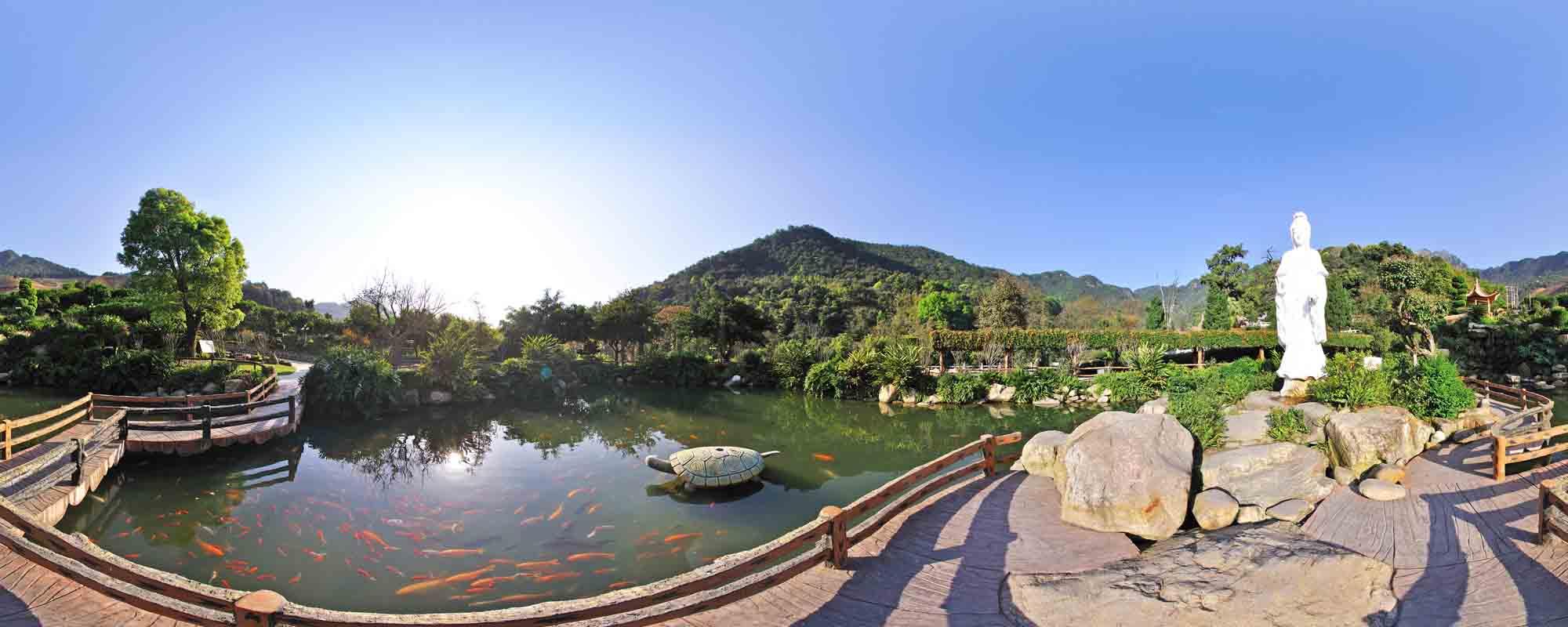 梅州虚拟旅游