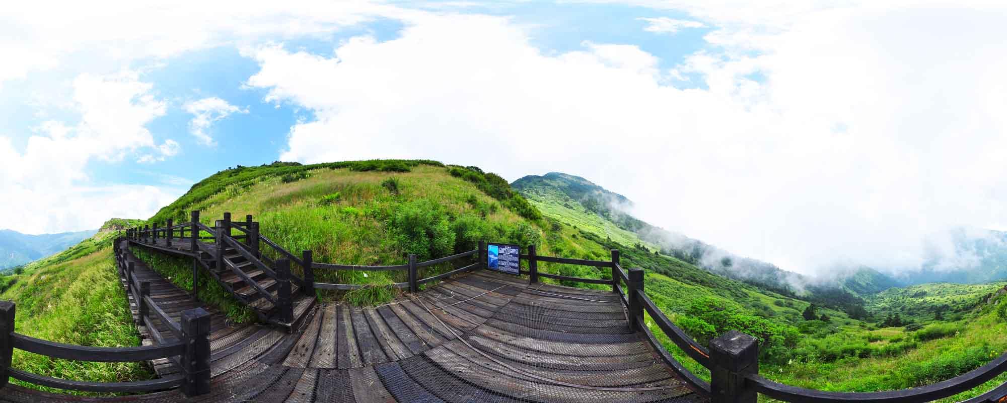 神农架生态旅游区虚拟旅游