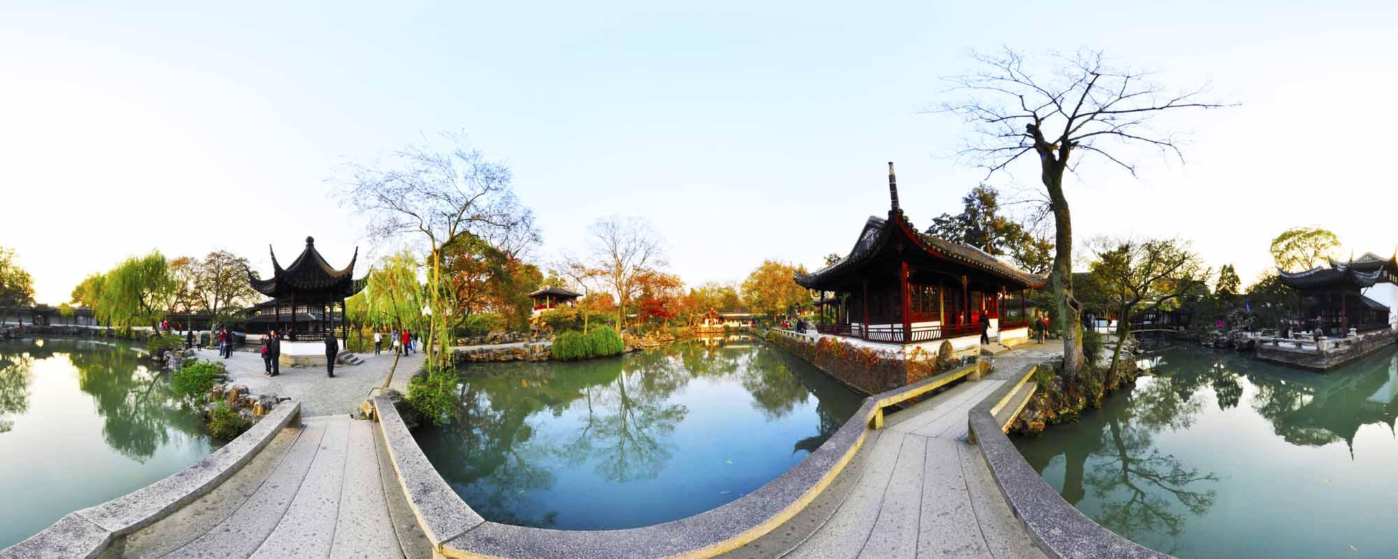 苏州虚拟旅游