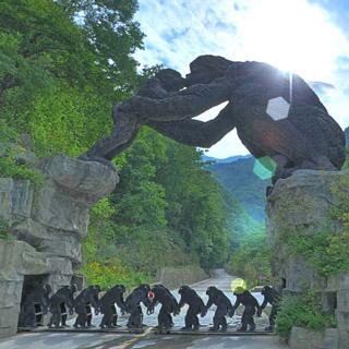 神农架官门山虚拟旅游