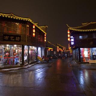 东关街虚拟旅游