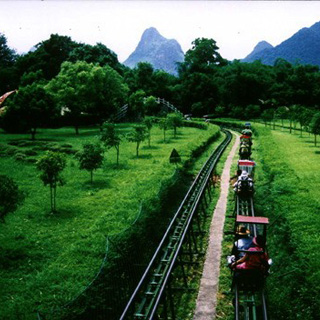 冠岩景区虚拟旅游